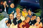 アジアのヒーロー達