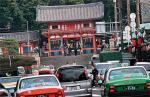 CO2にまみれる京都