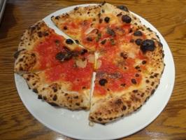 ピザの「シチリアーノ」
