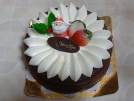 キャナリーロウのクリスマスケーキ