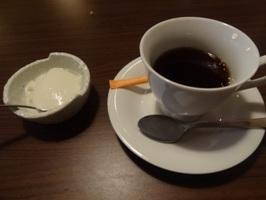 四季御膳のドリンクとデザート