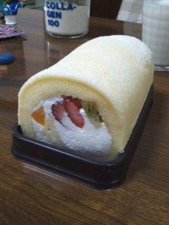 ロールケーキ①