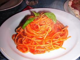 スパゲッティポモドーロ