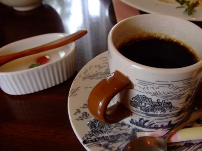 アンニンとコーヒー