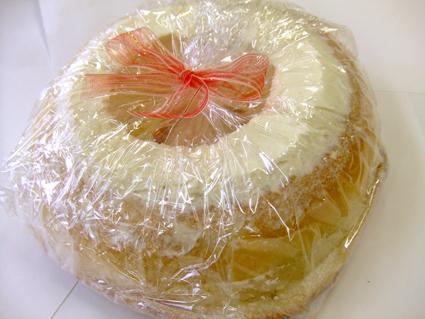 シルバーケーキ