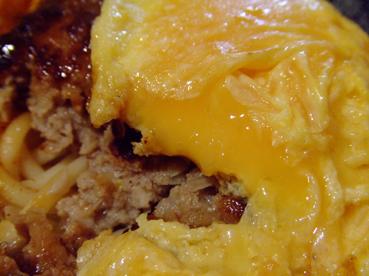 卵とろりんハンバーグ