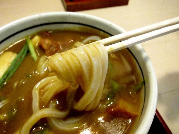 讃 カレー 麺