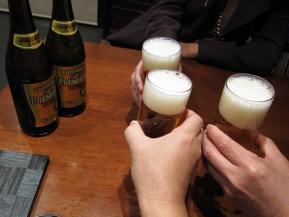 きぬ 乾杯 1.