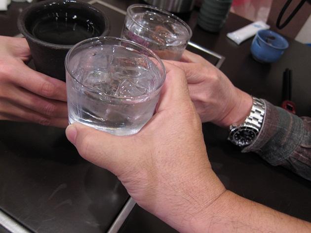 つる 乾杯