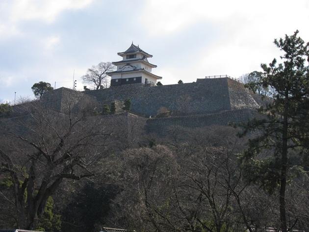 讃岐 丸亀城