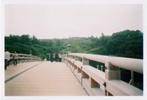 伊勢神宮2011宇治橋2