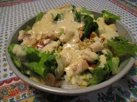 シーざーサラダ2