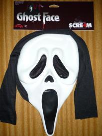 スクリーム4 ゴーストフェイスマスク