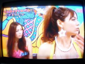 小川あさ美&Rio