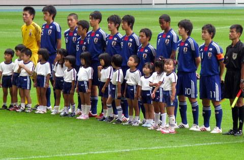 豊田国際サッカー2010