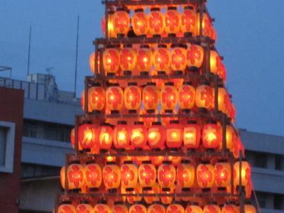 戸畑祇園がんばろう日本