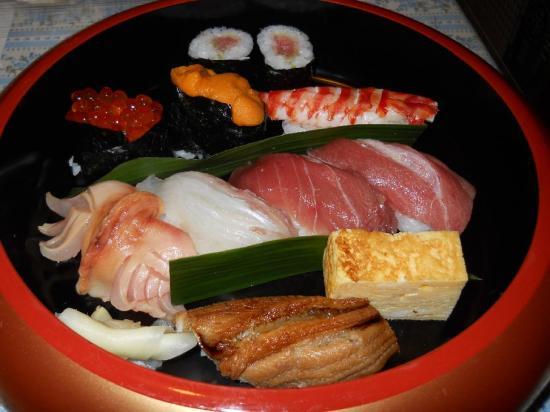 川口蛇の目寿司