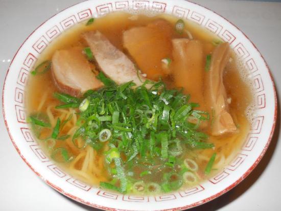 鯛だし焼豚麺 (1)