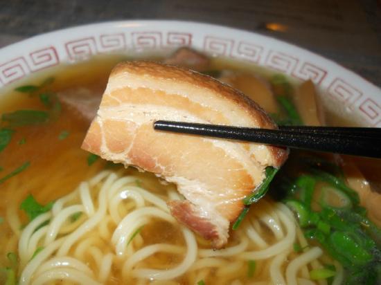 鯛だし焼豚麺 (4)