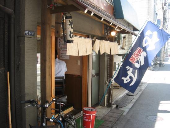 堀留屋 in夏