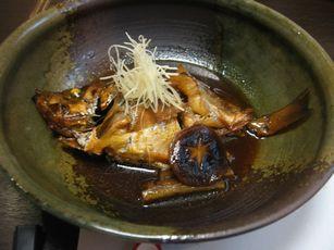高山 寿楽久 +煮つけ イサキ+(1)