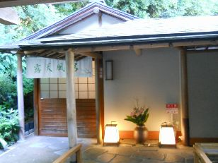嵯峨沢館風呂 (1)