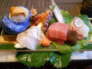 嵯峨沢館夕食 (3)