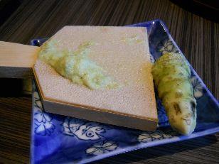 嵯峨沢館夕食 (4)