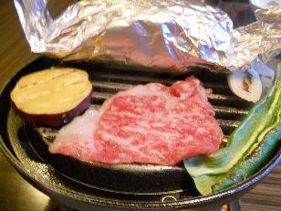 嵯峨沢館夕食 (9)