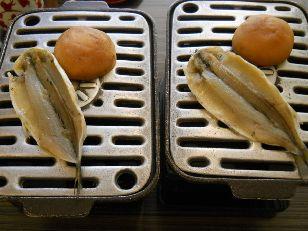 嵯峨沢館朝食 (3)