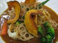 2007.1.28野菜カレースパ1