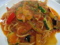2007.2.8野菜トマトスパ
