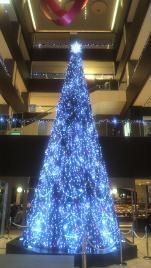 ミッドランドスクエアのツリー
