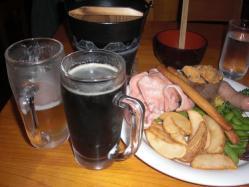 温泉の後は長島の地ビール