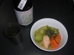 野菜のゴロゴロ煮と