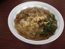 サラザン山菜蕎麦