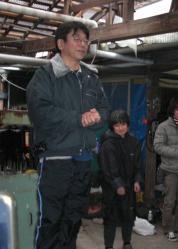 2012蔵開放の開会の辞