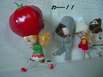 優秀なりんごちゃん