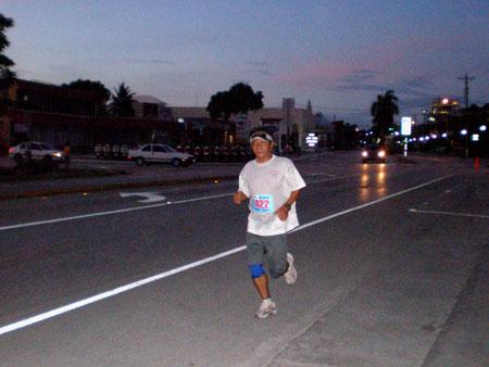 サイパンマラソン2008