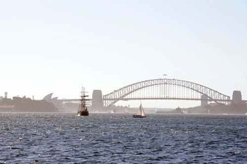 シドニーの街