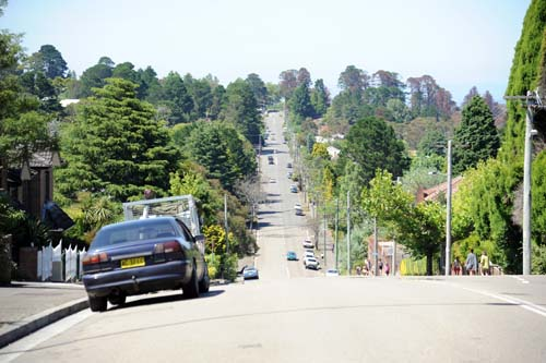 カトゥーンバの街