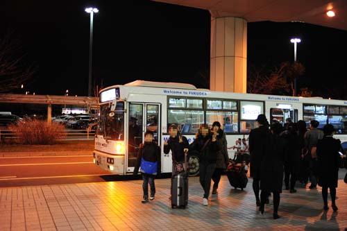 福岡空港国際線