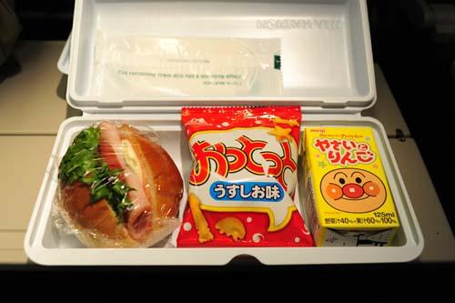 子供用機内食