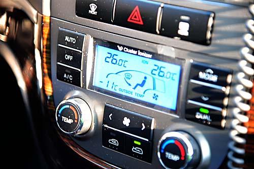外気の温度