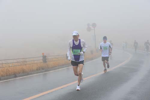 美祢秋吉台高原マラソン