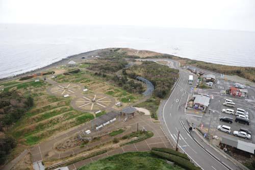 角島の眺め