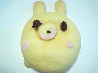 うさぎのクリームパン ¥231