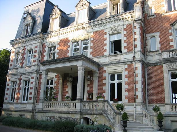loire chateau hotel