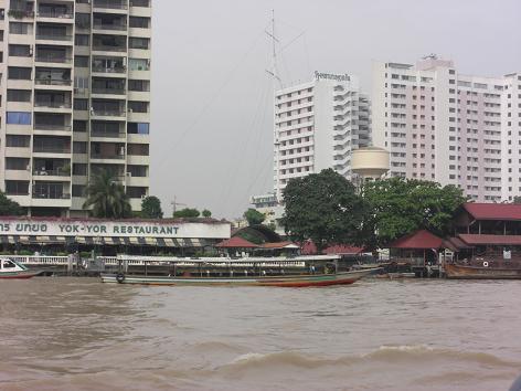 3 チャオプラヤ川