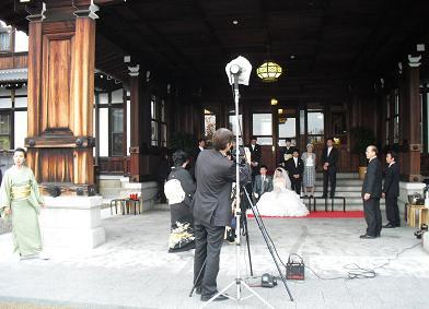 2 奈良ホテル・玄関